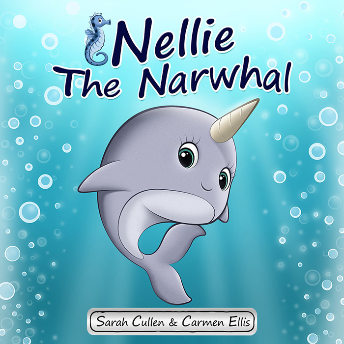 Nellie The Narwhal book cover